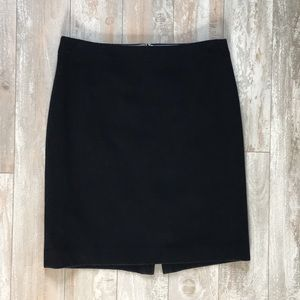 J. Crew Wool Pencil Skirt 8 ✏️